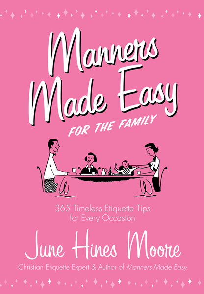Manners Made Easy